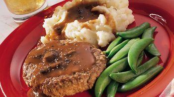 Salisbury Steak for Two
