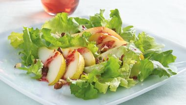 Escarole-Pear Salad