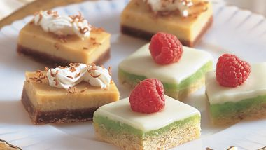 Irish Cream Bars