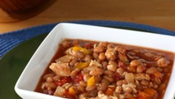 Tex Mex Turkey Chili