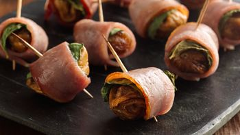 Gluten-Free Bacon Wrapped Figs