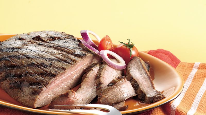So-Simple Flank Steak
