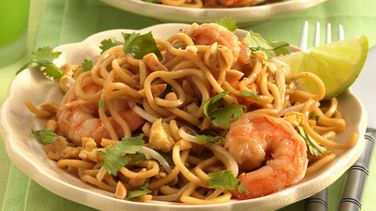 Pad Thai with Shrimp