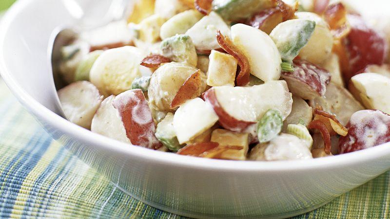Skinny Quick Chicken Bread Salad