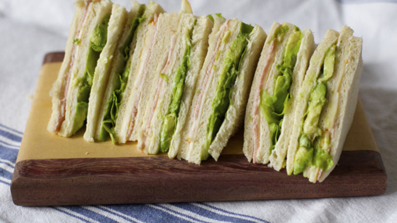 Miga Sandwich with Avocado