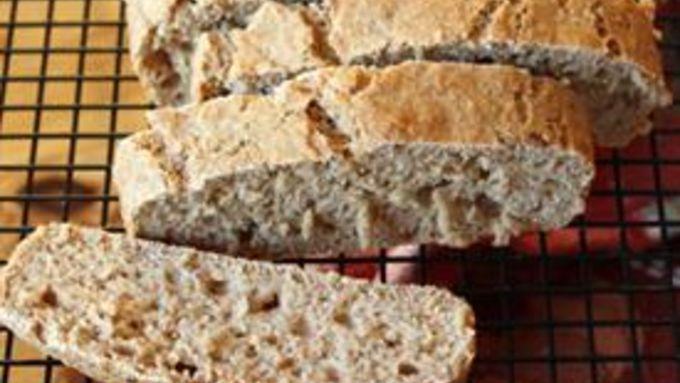 Buffalo Wing Beer Bread