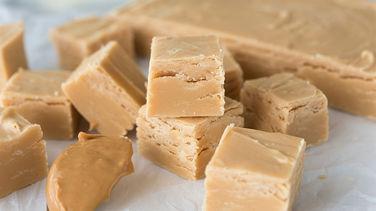 3-Ingredient Peanut Butter Fudge