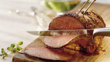Grilled Italian Beef Roast