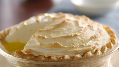 Classic Lemon Meringue Pie