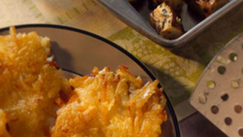 Swiss Potato Patties