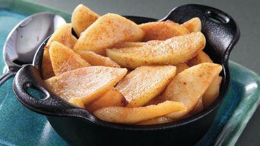Slow-Cooker Stewed Cinnamon Apples