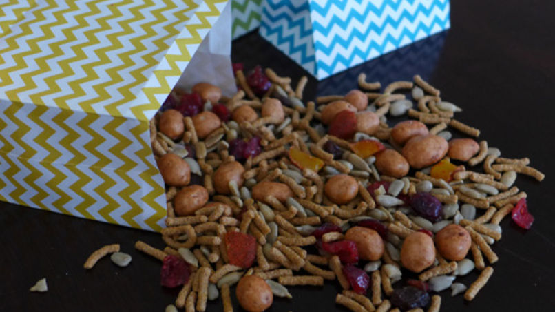 Trail Mix para Estudiantes