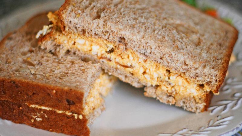 Bacon, Egg and Cheese Egg Salad