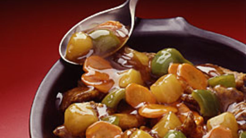 Sweet and Sour Beef