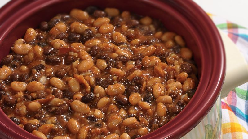 Texas-Style Barbecued Beans