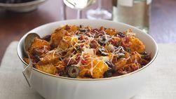 Relleno de Chorizo y Cerezas