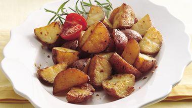 Seasoned Grilled New Potatoes