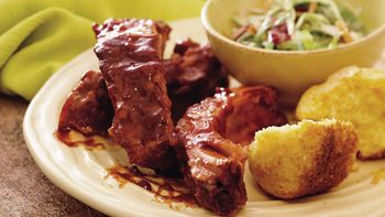 Slow-Cooker Caribbean Spiced Ribs