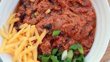 Crock Pot Turkey Chili Salsa
