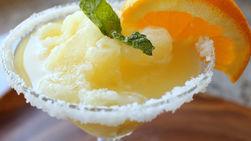 Mocktail de Naranja y Miel