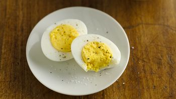 Hard-Cooked (Hard-Boiled) Eggs