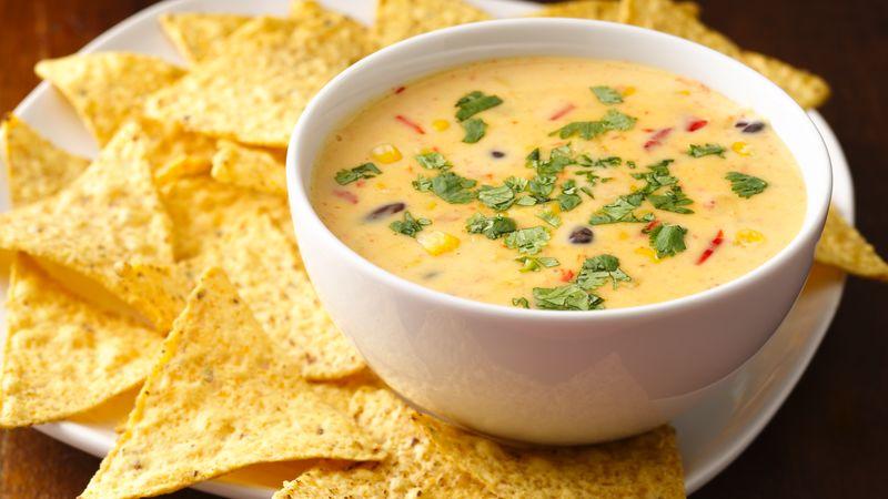 Southwestern Corn-Cheese Dip