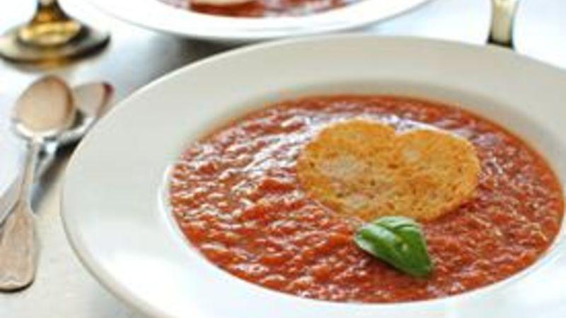 Tomato Heart Soup