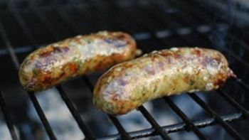 Green Curry Sausage