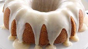 Boozy Spice Cake