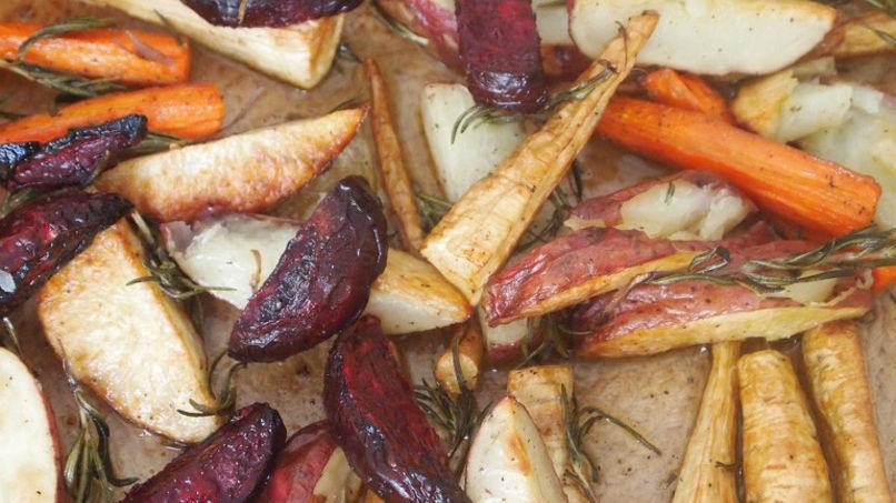 Bastoncitos de Verduras al Horno