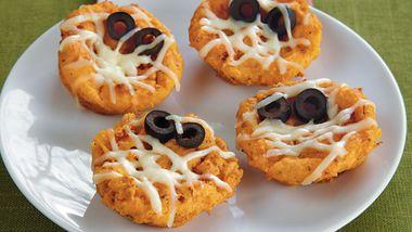 Pizza Mummy Muffins
