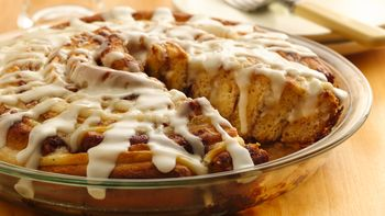 Giant Cinnamon-Cheese Danish