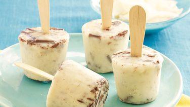 Coconut Chocolate Freezer Pops