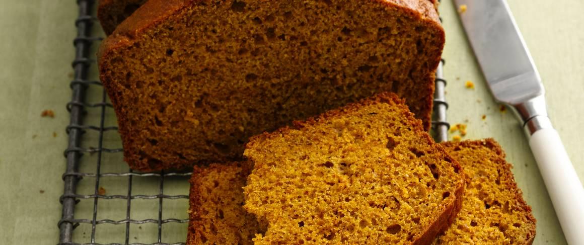 Pumpkin Bread recipe from Betty Crocker