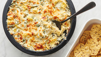 Kale and Artichoke Dip