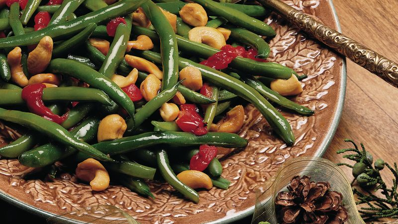 Cashew Green Beans