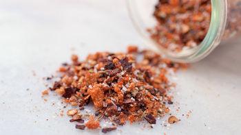 Chipotle-Brown Sugar Turkey Seasoning