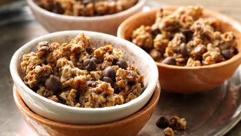 Toffee Crunch Snack Mix
