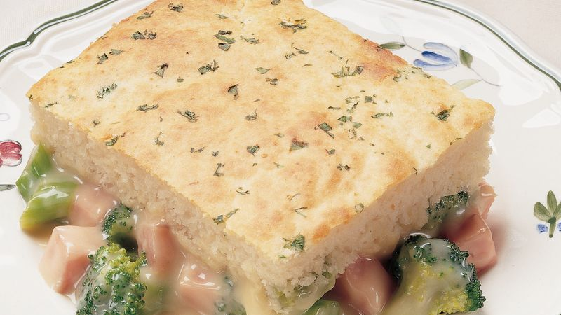 Easy Ham Bake (Cooking for 2)