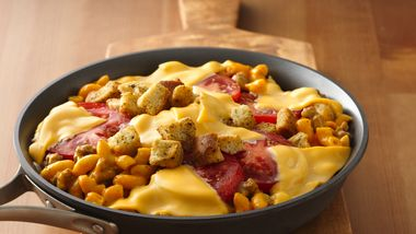 California Cheeseburger Skillet