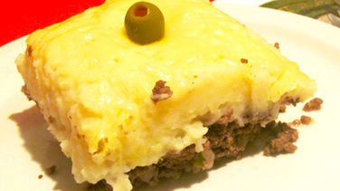 Latino Shepherd's Pie