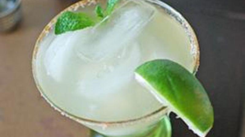 Mint Julep Margarita