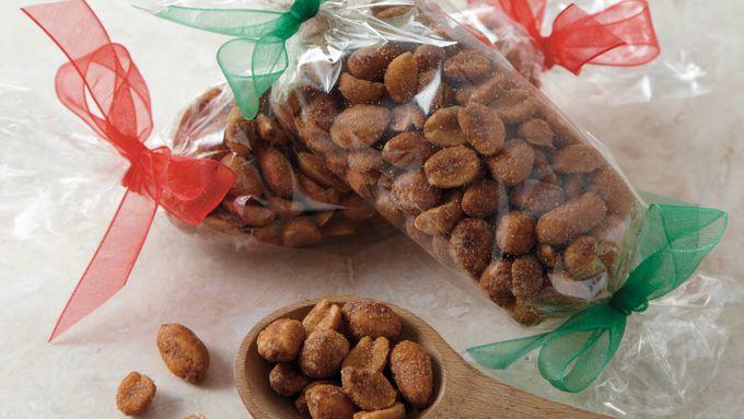 Chipotle Honey-Roasted Peanuts