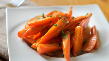 Zanahorias Picantes Glaseadas