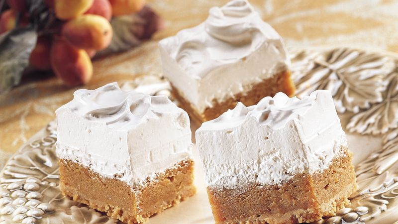 Sweet Potato-Mallow Bars