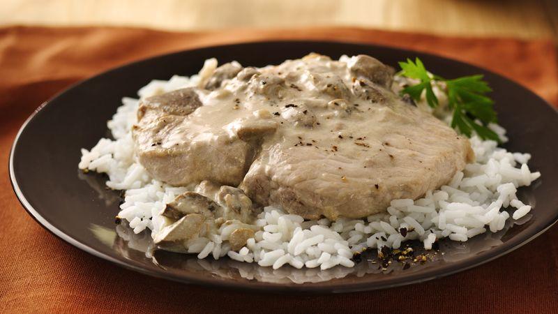 Slow-Cooker Pork Chops