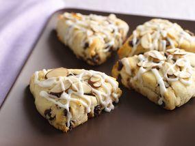 Gluten-Free Decadent Chocolate Chip Scones