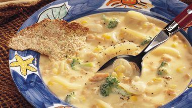 Potato-Clam Chowder
