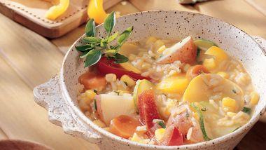 Garden Vegetable Stew
