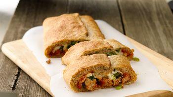Healthified Easy Stromboli